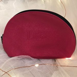 Dior Cosmetic Bag ( Good Condition )